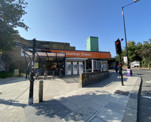 Edmonton Green Station (2)