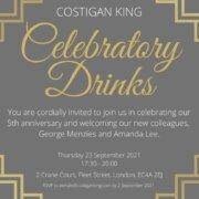 Costigan King